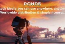 Pond5 simplifies standard license
