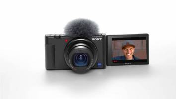 Sony announces the ZV-1