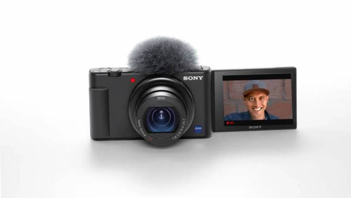 Sony announces the ZV-1