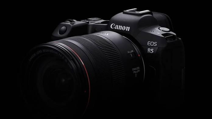 Canon announces EOS R6 and EOS R5