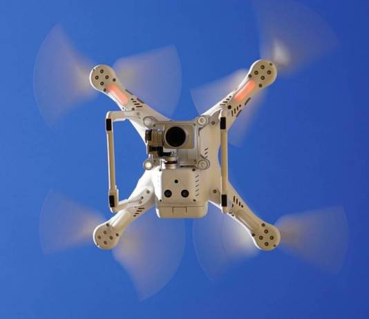 DJI drones could be used to send China your personal information