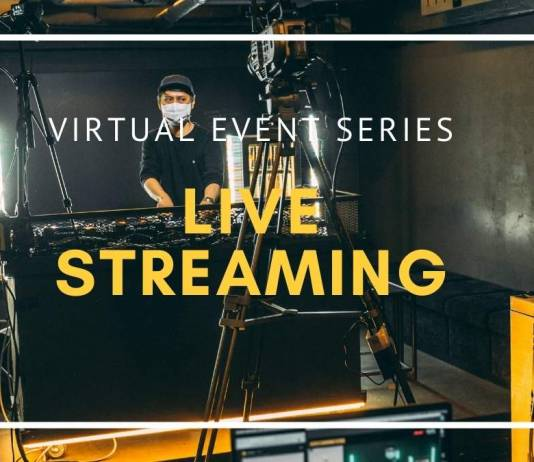 Virtual Event Series: Live Streaming