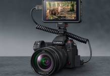 Atomos Ninja V and Panasonic S1H