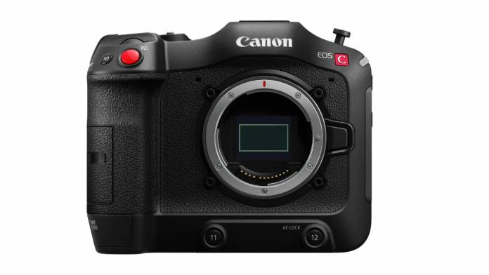 Canon announces the EOS C70