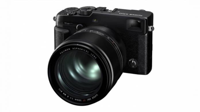 Fujifilm reveals the XF50mm F1.0 R WR