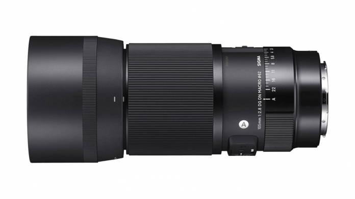 Sigma reveals 105mm f/2.8 DG DN Macro lens