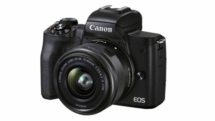Canon announces the EOS M50 Mark II