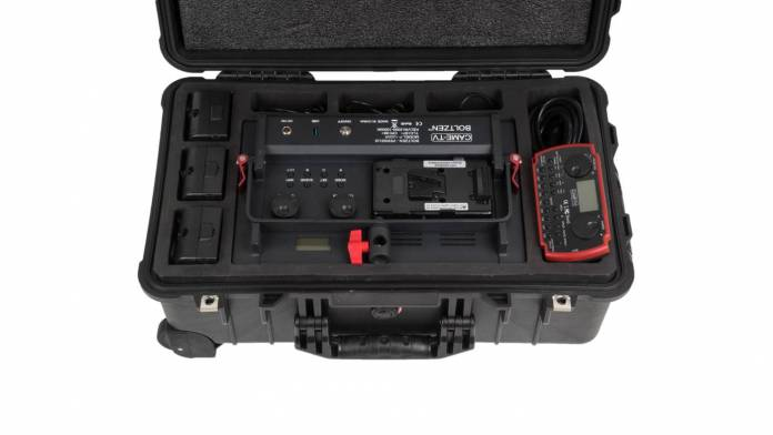 """CAME-TV announces """"Ready to Fly"""" lights P-1200R kit"""