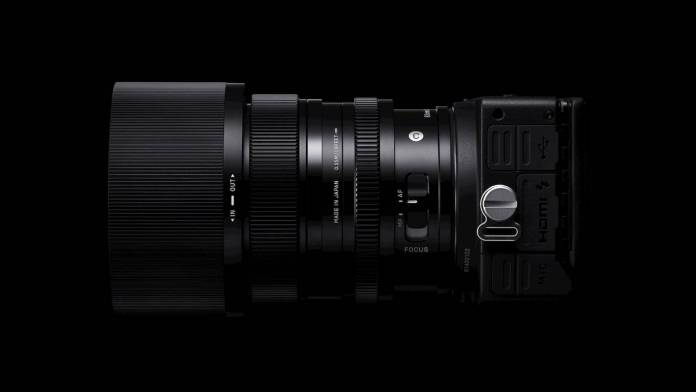 Sigma revealed the 65mm DG DN   Contemporary