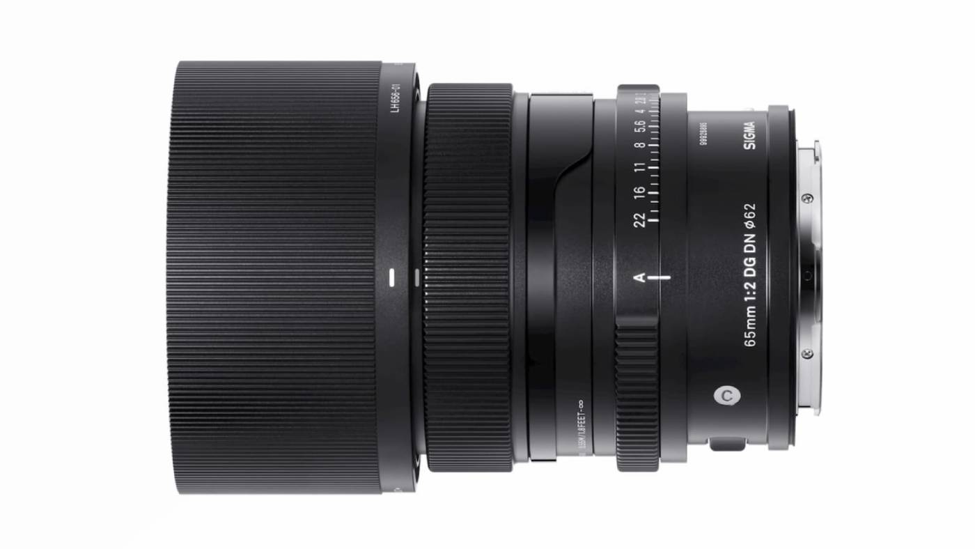 Sigma 65mm DG DN   Contemporary