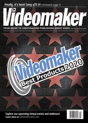 Videomaker January 2021 - February 2021 Magazine Issue