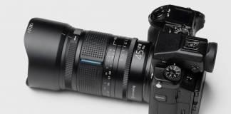 Irix announces the 45mm f/1.4 Dragonfly lens for Fujifilm GFX