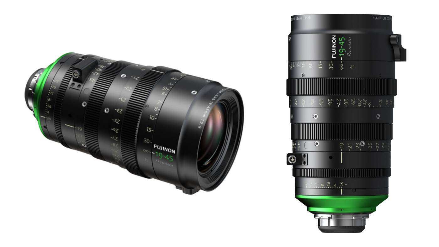 Fujifilm FUJINON Premista 19-45mm T2.9