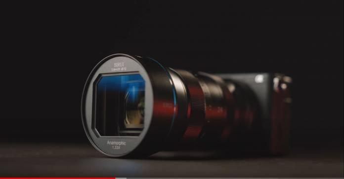 SIRUI announces the 24mm F2.8 1.33x anamorphic lens