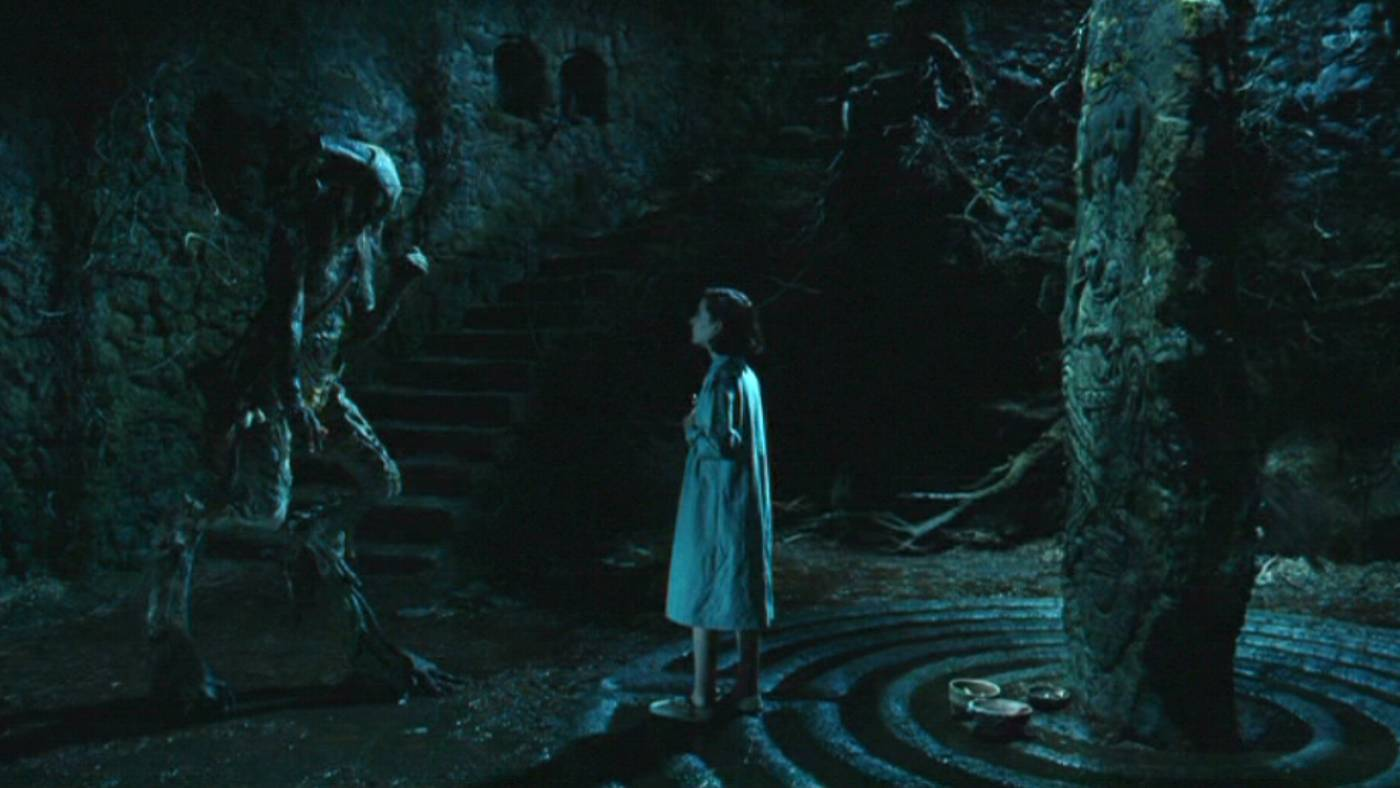 Pan's Labyrinth day for night