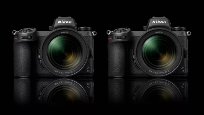 Nikon Z6 II and Z7 II now support Blackmagic RAW