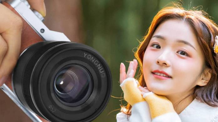 Yongnuo reveals the 25mm f/1.7 Lens for Micro Four Thirds