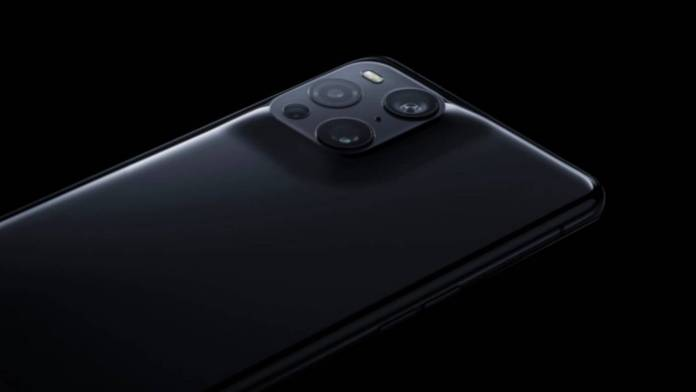 Oppo announces the Find X3 Pro