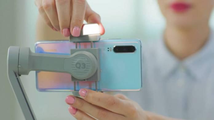 ZHIYUN SMOOTH-Q3 smartphone gimbal