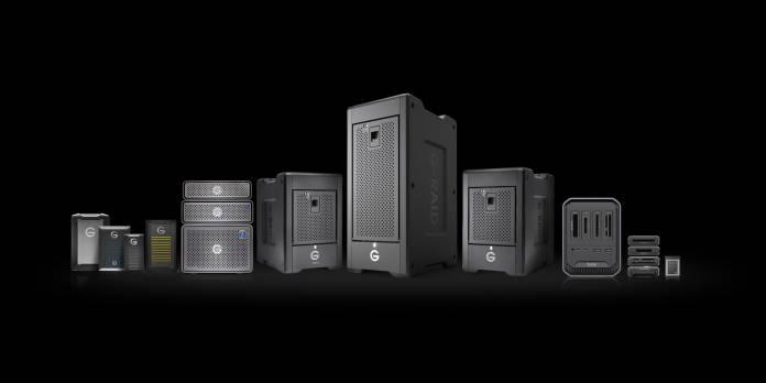 SanDisk Professional brand lineupI
