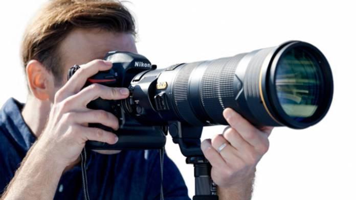 Nikon NIKKOR 180-400mm DSLR lens