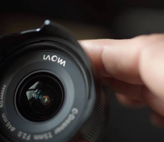 Venus Optics 7.5mm f/2 MFT
