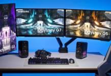 New Samsung Odyssey monitors