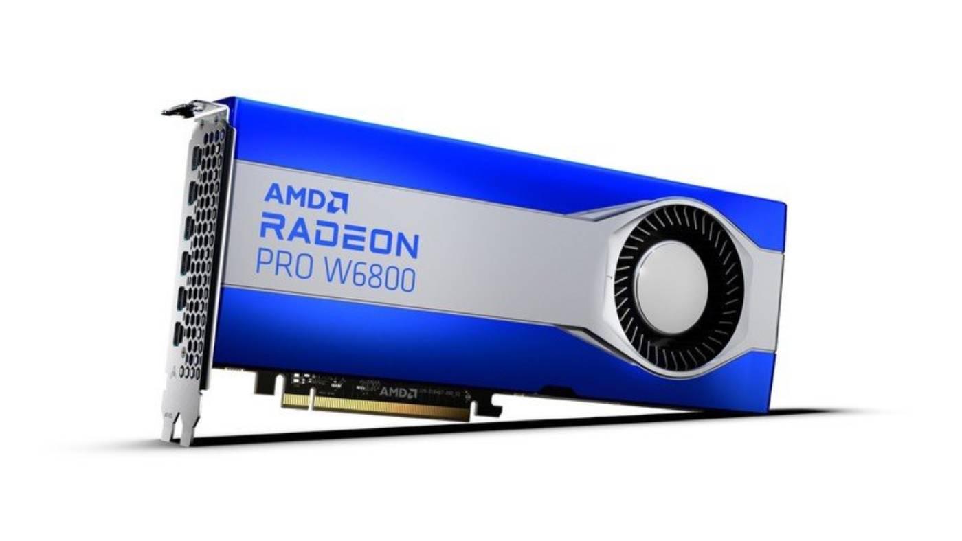 AMD Radeon PRO W6800