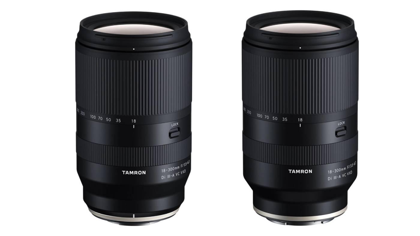 Tamron Fujifilm 18-300mm f/3.5-6.3 Di III-A VC VXD