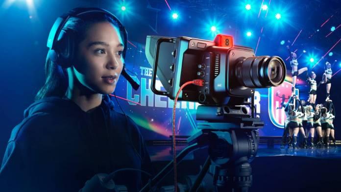 Blackmagic Studio Camera announced
