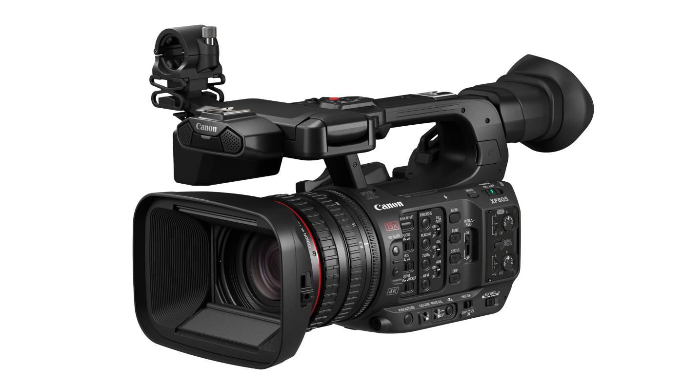 Canon XF605 4K UHD