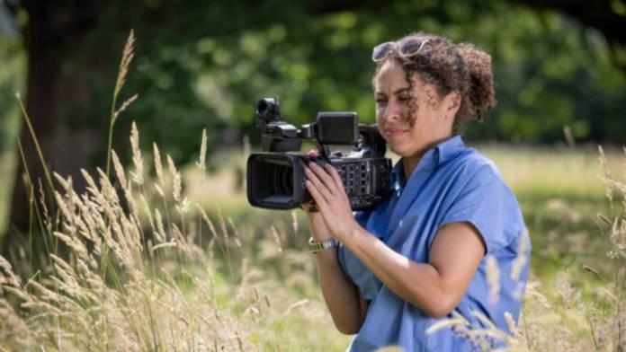 Canon XF605 4K UHD featured art