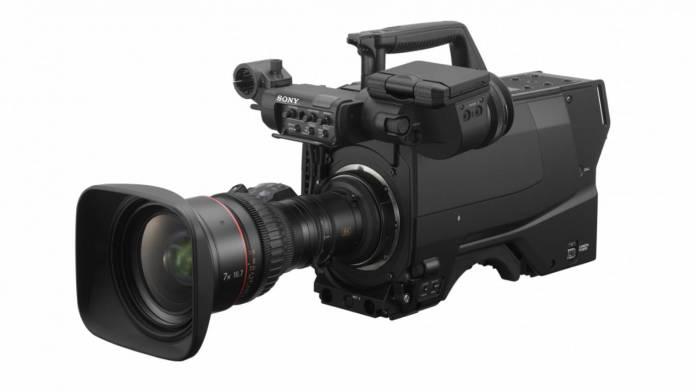 Canon 10×16 KAS S 8K UHD lens