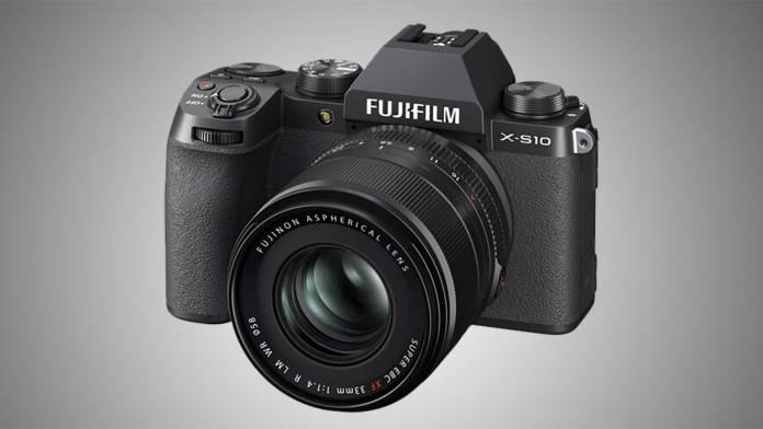 Fujinon XF33mm F1.4 R LM WR