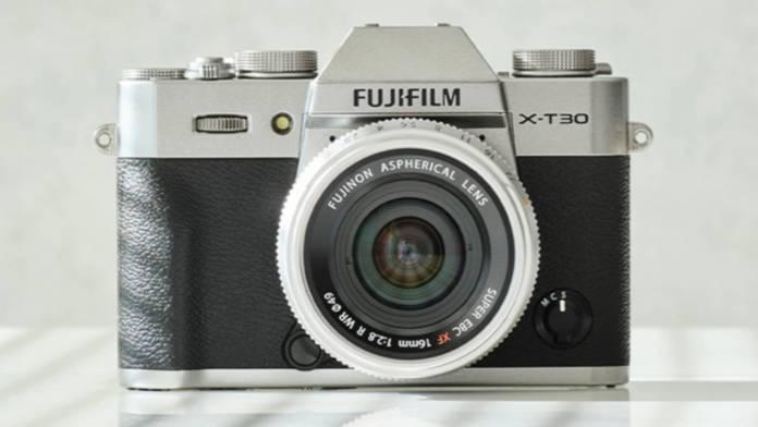 FUJIFILM X-T30 II featured image
