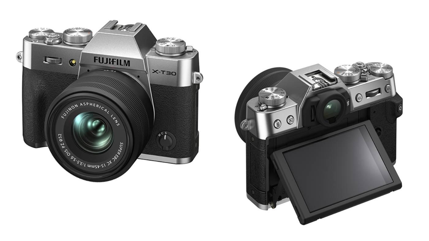 FUJIFILM X-T30 II camera