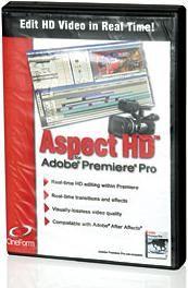 CineForm Aspect HD HDV Plugin for Premiere Pro Review
