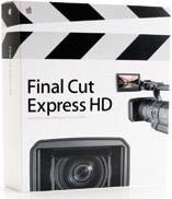 Apple Final Cut Express HD Video Editing Software Review