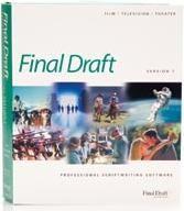 Final Draft 7 Scriptwriting Software Review