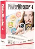 CyberLink PowerDirector 4.0 Video Editing Software Review