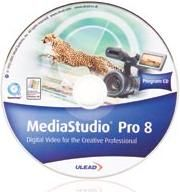 Ulead MediaStudio Pro 8 Editing Software Review