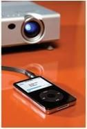 How to Hook your iPod to a Projector