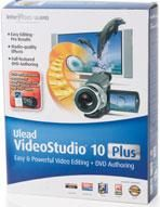 Ulead VideoStudio 10 Plus Video Editing Software Review