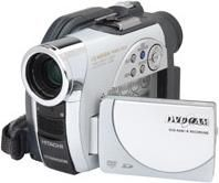 Hitachi DZ-MV780A DVD Camcorder