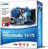 Ulead VideoStudio 11 Plus Video Editing Software Review