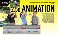 Tutorial: 2.5d Animation