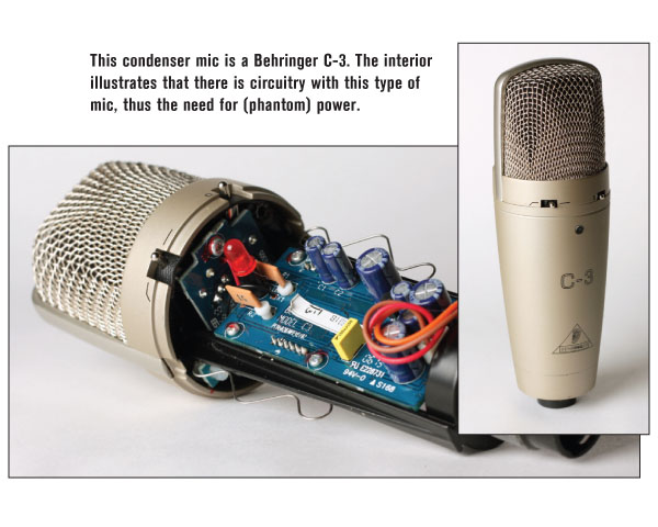 Which Is Best? A Dynamic Microphone or A Condenser