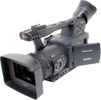 Panasonic AG-HPX170 DVCPRO HD Camcorder Review - Videomaker