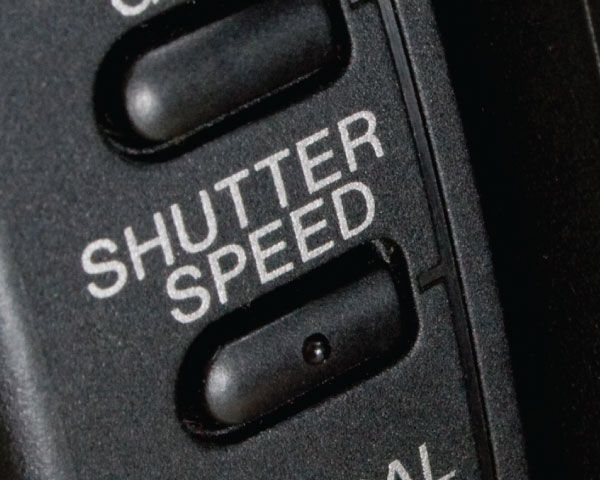 Adjust Shutter Speed for the Best Video Images
