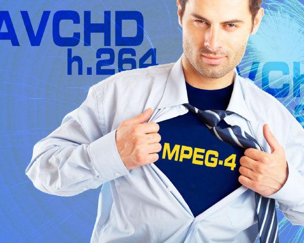 The MPEG-4 Super Hero